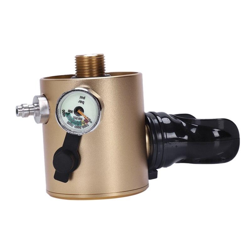 DIDEEP Mini bouteille d'oxygène de plongée réservoirs d'air équipement de plongée pour la plongée en apnée - 2