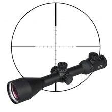 PPT воздушный ружейный оптический прицел для винтовки тактический страйкбол 3-15X56SF Mid-Dot прицел для охотничьих аксессуаров в Зрительная винтовка видеодатчик OS1-0315