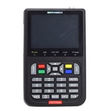 Ibravebox V8 Finder Hd Dvb-S2 Digital Satellite High Definition Sat Dvb S2 Meter 1080P(Us Plug)