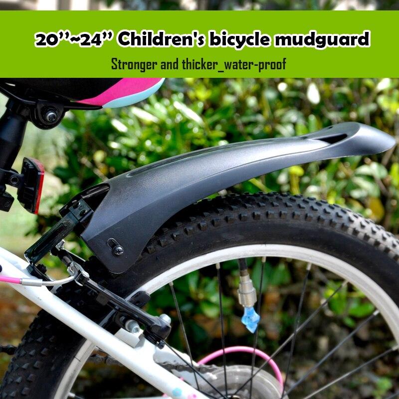 Easydo 1 пара складной детский велосипед крыло ребенок крыло передний задний Пылезащитный для 20-24 дюймов Аксессуары для велосипеда