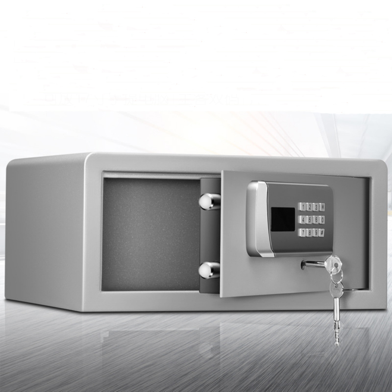 Safety Box Anti-theft Electronic Storage Bank Security Money Jewelry Storage Collection Home Office Security Storage Box DHZ0049