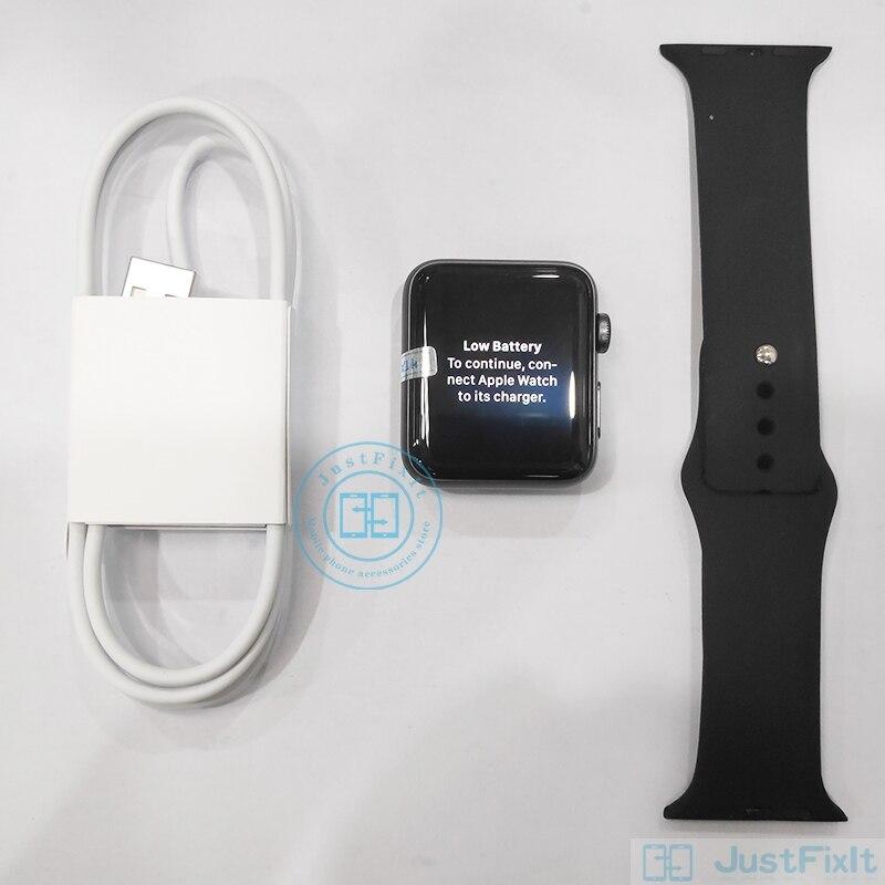 faixa 38mm 42mm dispositivos wearable inteligentes