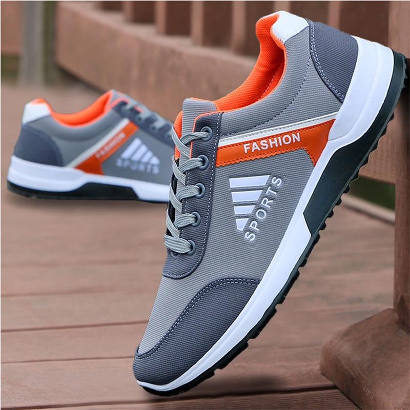 2019 Autumn Canvas Shoes Men Shoes Men's Casual Shoes Fashion Sneakers Street Cool Man Footwear Zapatos De Hombre