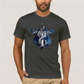 Fashion T Shirt 100% Cotton League of Legends BILGEWATER CREST T-Shirt quality fashion short sleeve men tshirt 5