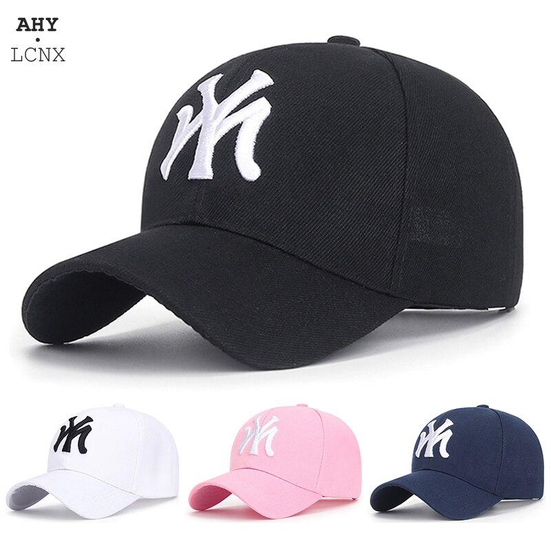 Spring Autumn Fashion Outdoor Sport Women Baseball Cap Letter My Embroidered Men's Women's Caps Hip Hop Snapback Hat