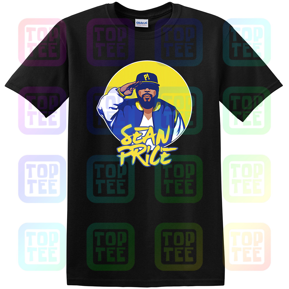 New <font><b>Sean</b></font> Price Hip Hop Music Legend <font><b>T</b></font>-<font><b>Shirt</b></font> Men's Black Sizes S M L XL 2XL 3XL image