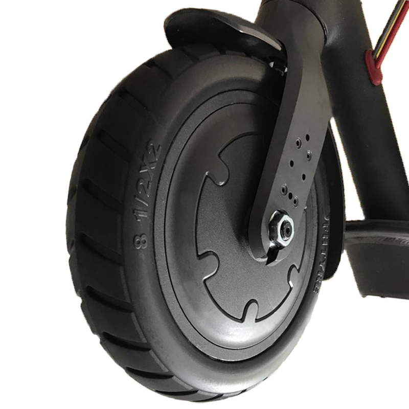 Image 2 - Tyre for Xiaomi Mijia M365 Electric Scooter Pneumatic Tires Solid Tire Thick Wheels Hollow Damping Tire Outer Tyres For M365 Pro-in Scooter Parts & Accessories from Sports & Entertainment