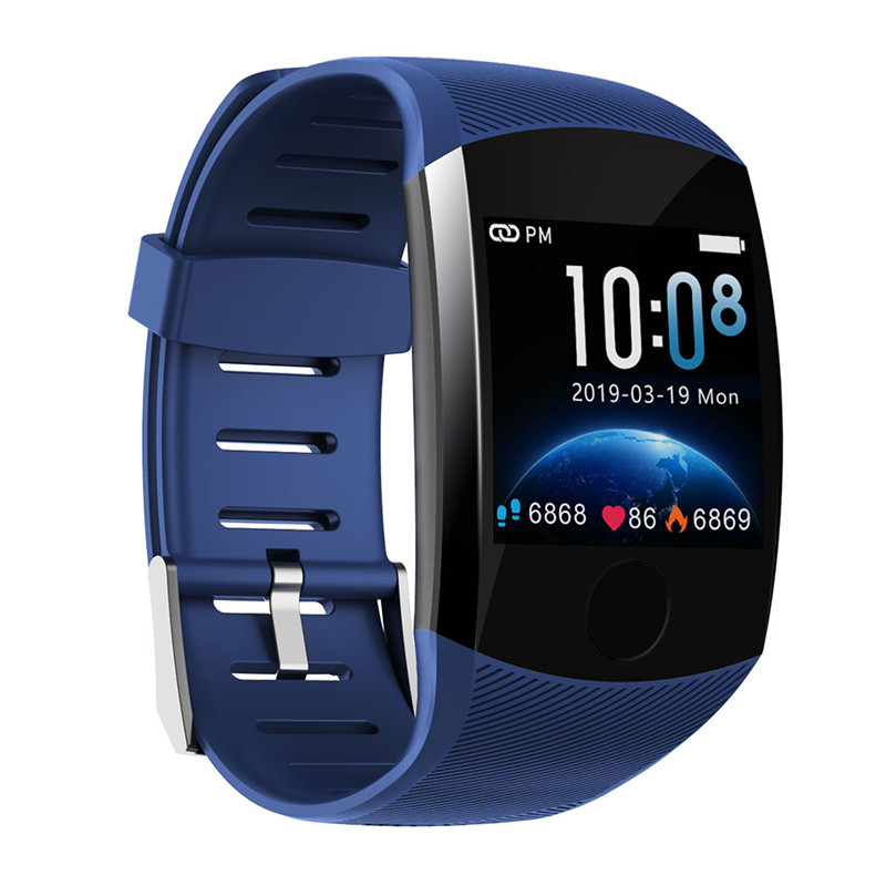 Fitness Bracelet Wristband Smart-Watch Q11 Activity-Tracker Touch-Screen OLED Waterproof