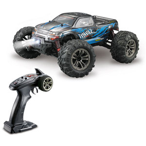 Image 4 - Бесщеточный автомобильный двигатель RC Drift, бесщеточный ESC 2,4G RC автомобиль 4WD 52 км/ч, скоростная Багги монстр грузовик, Антивибрационная игрушка для дрифта