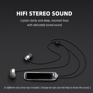 Image 5 - Nekband Bluetooth 5.0 Oortelefoon Draadloze Stereo Sport Headset Magnetische Tws Hoofdtelefoon Met Mic Voor Iphone 11 Draadloze Oortelefoon