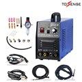 Tosense 110/220V Dual Voltage 3 In 1 Multifunktions Schweißen Maschine TIG ARC Schweißer Plasma Schneiden CT312 Mit freies Zubehör-in Plasma-Schweißgeräte aus Werkzeug bei