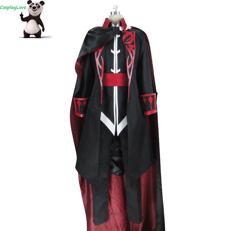 CosplayLove Custom Made Castlevania Vampire Dracula Cosplay Costume For Christmas Halloween Carnival