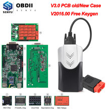 2019 Multidiag Pro V3.0 PCB with old Case 2016.00 OBD2 Scanner Bluetooth OBD 2 OBD2 Car Diagnostic Auto Tool For Scania Truck(China)