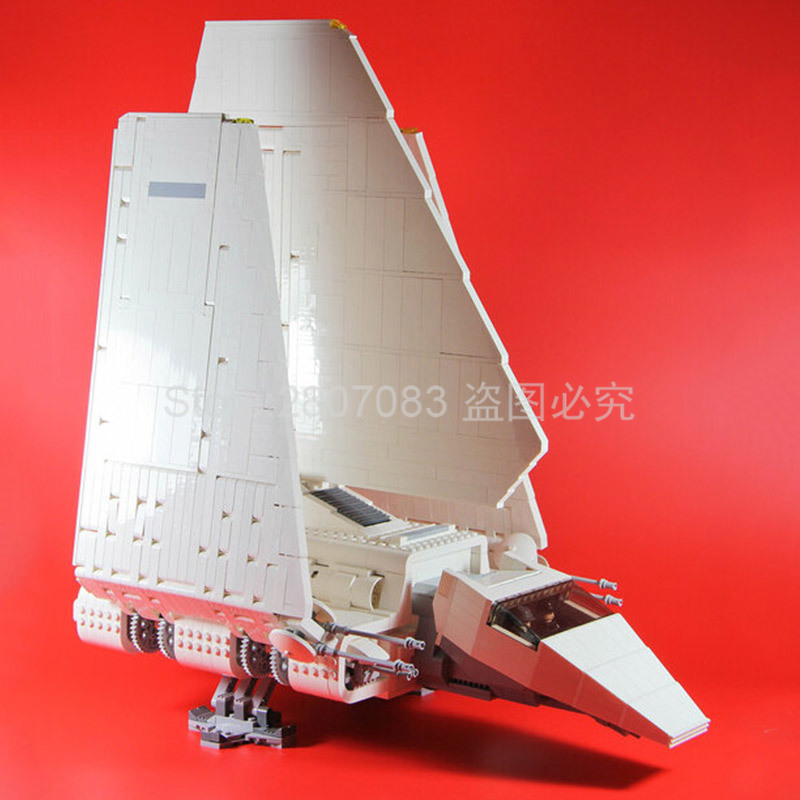 05034 Star Wars Series Imperial Shuttle Classic Ultimate Collector's Series Building Blocks Bricks Toys Gift Star Wars 10212