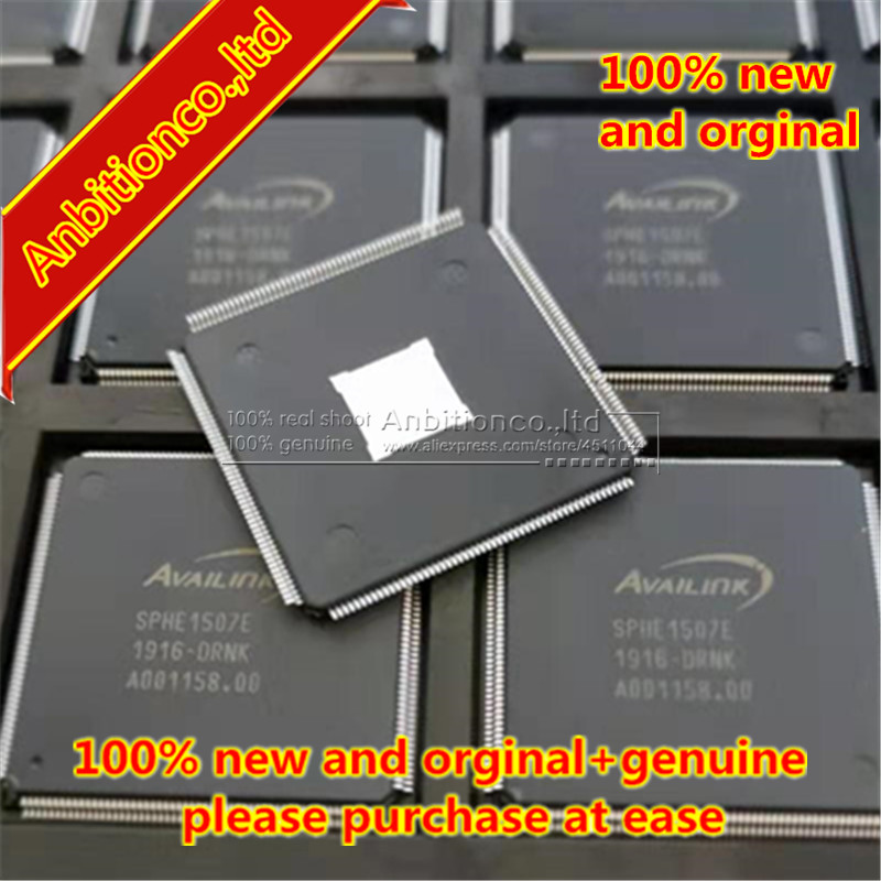 1-10pcs 100% New And Orginal SPHE1507E-DRNK QFP Free Shipping In Stock(fast Shipping)