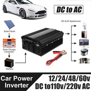 3000W High Power 12V to 220V P