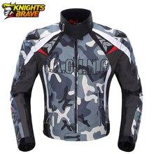 Chaqueta de protección para motocicleta para Hombre, Chaqueta impermeable a prueba de frío para montar en Moto
