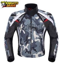 Motorcycle Jacket Men Protective Gear Cold proof Waterproof Chaqueta Moto Motorbike Riding Jackets Chaqueta Moto Hombre