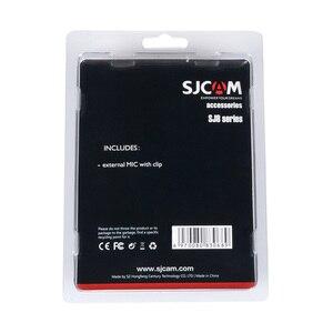 Image 5 - Original SJCAM SJ8 SJ9 Accessories Type C Connector External MIC Microphone For SJ8 Series SJ9 Strike Max 4K Sport Action Camera