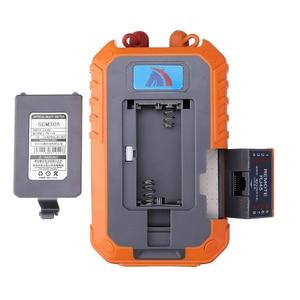 Image 5 - 3in1 miernik mocy optycznej lokalizator uszkodzeń wizualnych sieci tester do kabli światłowód tester 1mw z 5km lokalizator uszkodzeń wizualnych