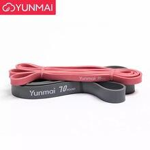 Высокоэластичные Эспандеры для йоги yunmai 35/70 фунтов упражнения