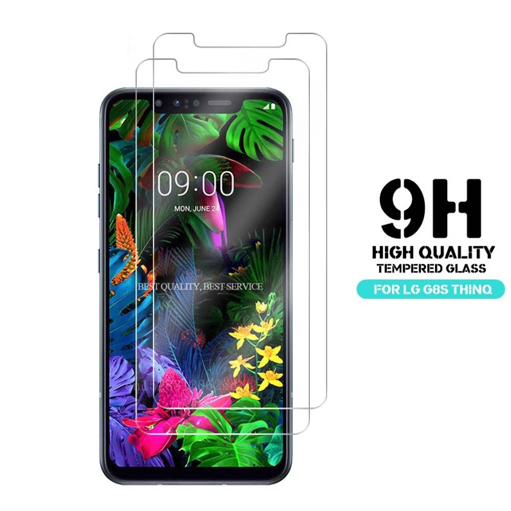Tempered Glass For LG G8s ThinQ Glass Screen Protector 2.5D 9H Premium Tempered Glass For LG G8s ThinQ Protective Film