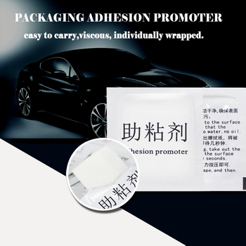 10 pcs 3M 94 adhesive Primer Adhesion promoter One time strong adhesion Car family Wrapping Tool wrap for Paper Free shipping image