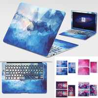 "Creativ.e three sides Laptop Skin Laptop 3D Sticker Cover for Dell / Lenovo / MacBook /Acer/HP/Asus/Samsung size from 11""-17"""