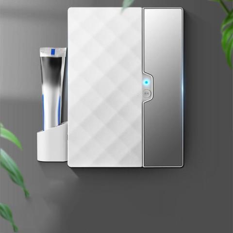 dust proof luz uv escova sanitizer esterilizador automatico