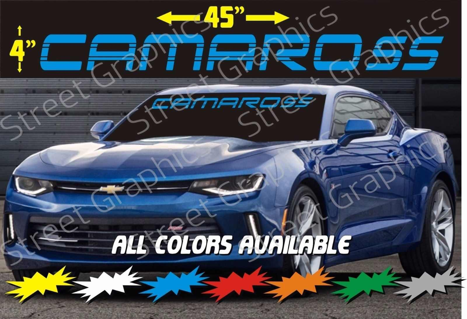 Available in Multiple Colors! Z28 Chevy Camaro decal//sticker w// Free Shipping