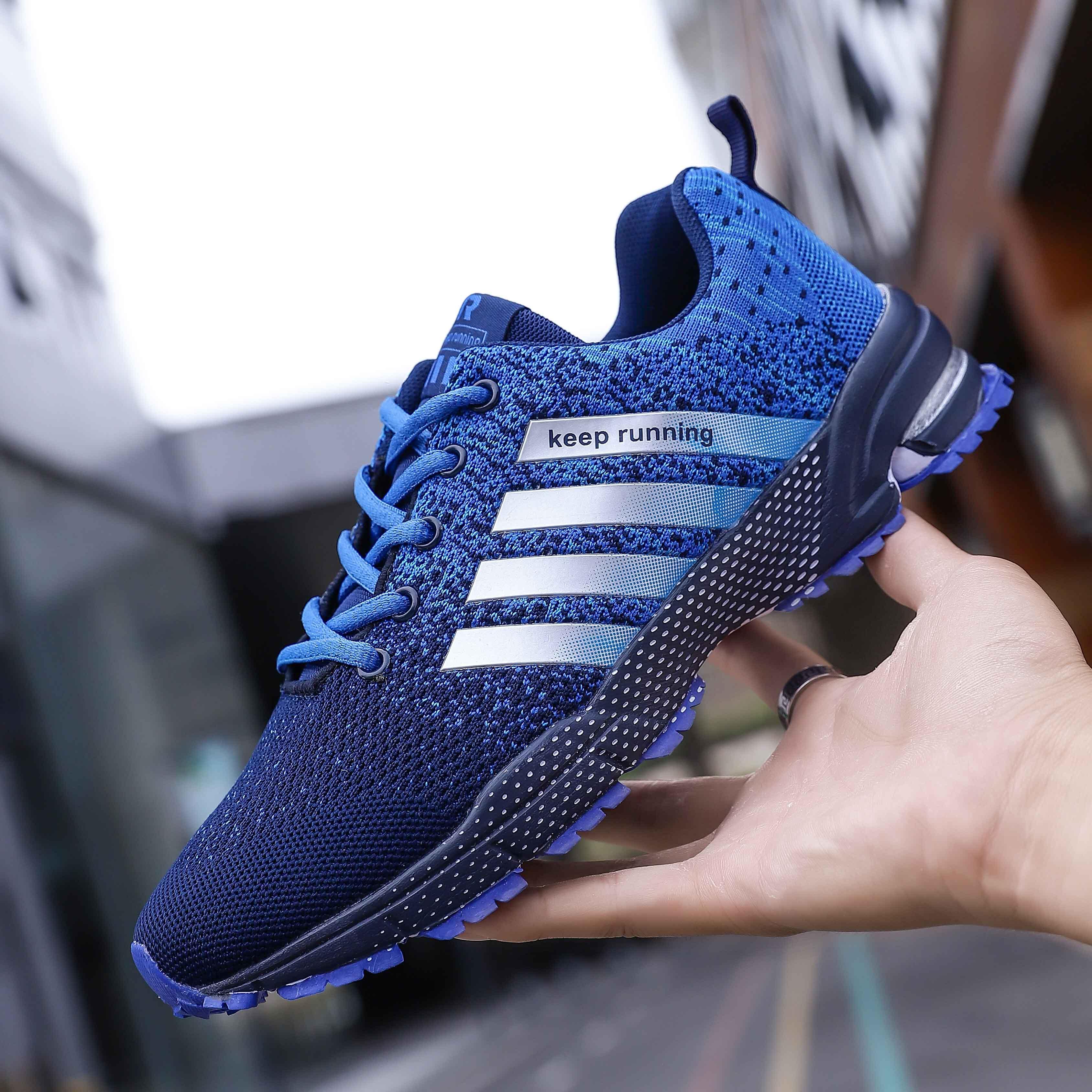 Men Sneakers Women Couple Running Shoes