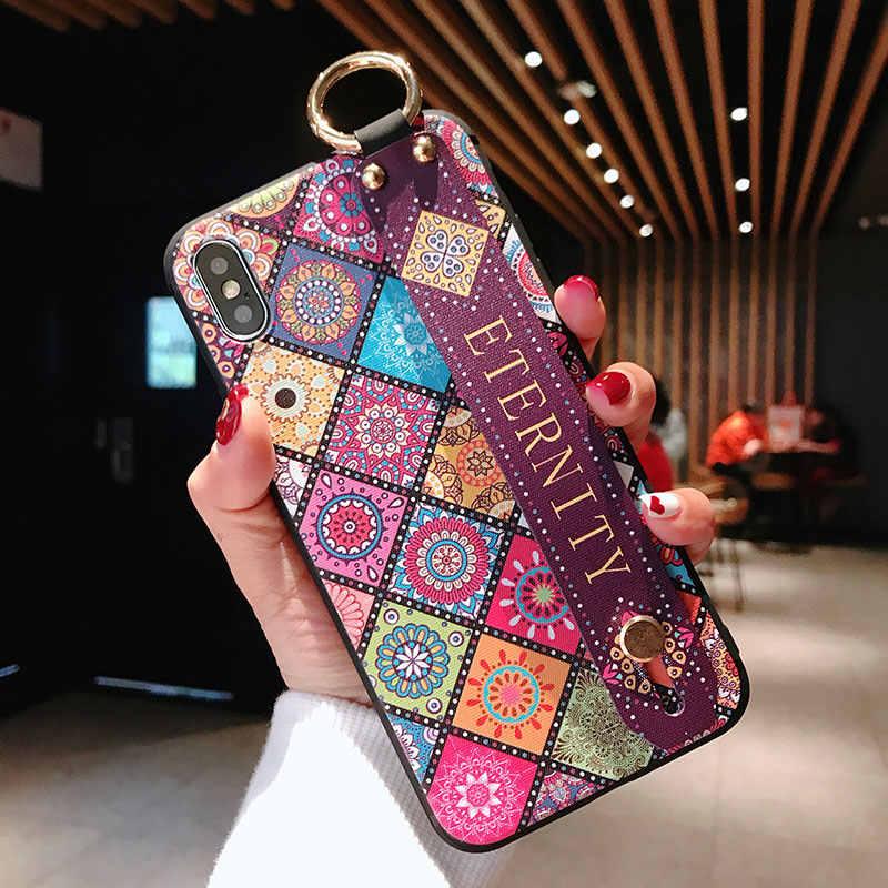 Очень красивый 3D чехол для телефона redmi note 7 4X 5A 6 Чехол для Xiaomi Mi 5X6X8 9 K20 Pro A3 lite чехол funda coque