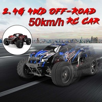 REMO 1631 1/16 2.4G 4WD Brushed Off Road Monster Truck SMAX RC Remote Control Cars Toys With Transmitter RTR