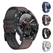DT98 Smart Watch IP68 Waterproof 1.3 Full Round HD Screen ECG Detection Multi Dials Smartwatch Fitness Tracker Men(China)