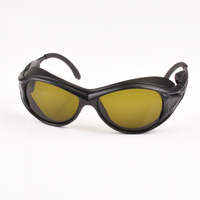 Laser Protective Glasses for Lasers 190-420nm and 850-1300nm O.D 5+ CE  405nm 980nm 1064nm 1070nm Lasers