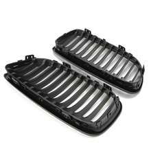 Car-Styling Matte Black Front Kidney Grill Grille For BMW E90 E91 LCI 325i 328i 335i 08-11 Automobiles Racing Grills