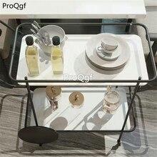 Prodgf 1 Set  80*69*38cm Removable Hotel Trolley