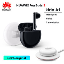 Huawei Freebuds 3/2/Lite Tws Oortelefoon Bluetooth Draadloze Sport Oortelefoon Kirin A1 In Ear Oordopjes Waterdicht oortelefoon