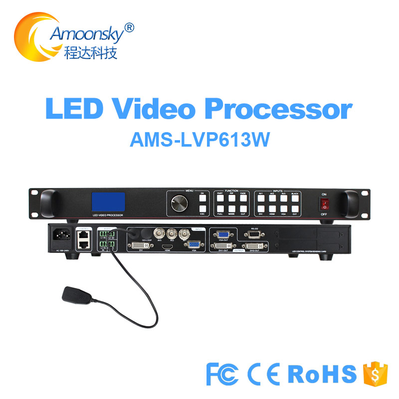 lvp613w Led Video Processor like listen 1000 control New generation Faroudja Real Color professional LED video processor|Display Screen| |  - title=