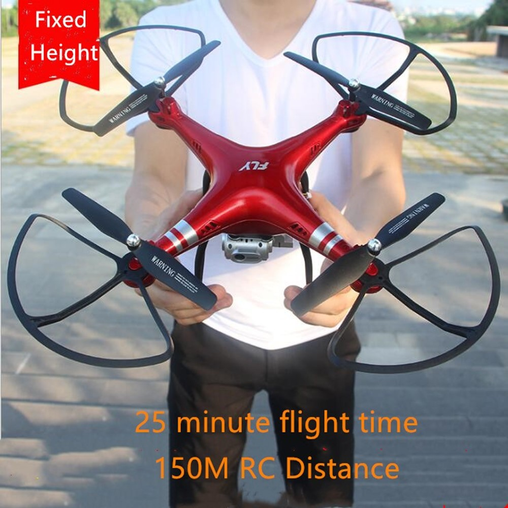 1080P 5MP rofessional Quadcopter Drones met HD Camera Wifi FPV RC Helicopter telecontrol vier as vliegtuigen luchtfotografie