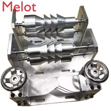 hot sale Hot-sale mask tool accessories mask clamp suitable for semi-automatic mask machine 3pc/set 2pc/set