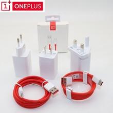 Oneplus 6 7 dash charger one plus 6 6t 5 3t 3 smartphone eu/us/uk 5v/4a carregamento rápido usb adaptador de energia de parede