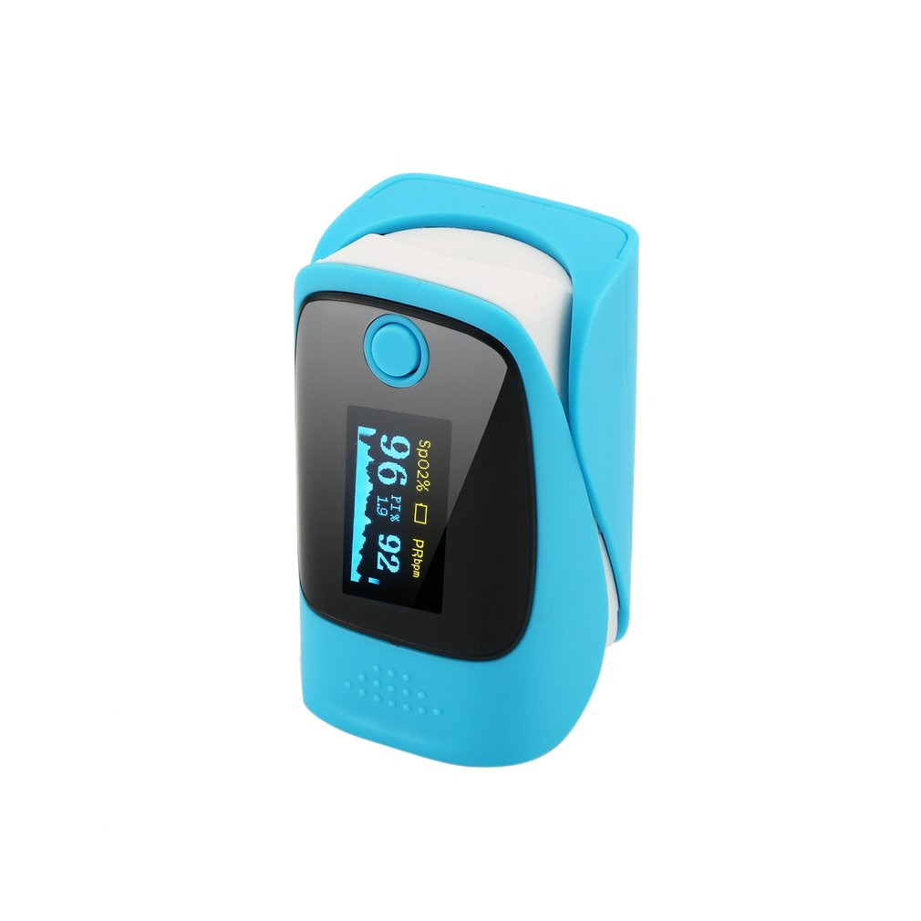 1 Set Finger Clip Oximeter Pulse Pulse Oximeter Display Oximeter Finger Health Dignostic Monitor Oximeter
