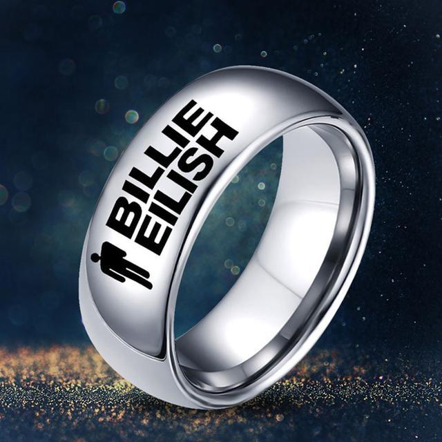 STAINLESS STEEL BILLIE EILISH RINGS (2 VARIAN)