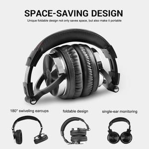 Image 3 - Oneodio Professional Studio Kopfhörer DJ Stereo Kopfhörer Studio Monitor Gaming Headset 3,5mm 6,3mm Kabel Für Xiaomi Handys PC