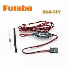 Orijinal Futaba SBS 01V voltaj sensörü drone uçak pil voltaj sensörü rc drone helikopter uçak