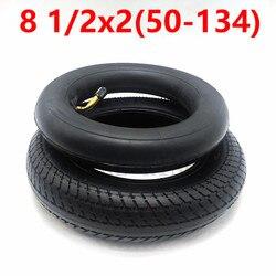 8,5 дюйма 8 1/2X2 (50-134) внутренняя труба шины 8 1/2x2 обновленная пневматическая шина для газа Электрический умный электрический скутер запчасти