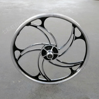 [TB11]16 inch 20 inch bicycle wheel set stroller folding car leisure car aluminum alloy one wheel disc brake whirlwind