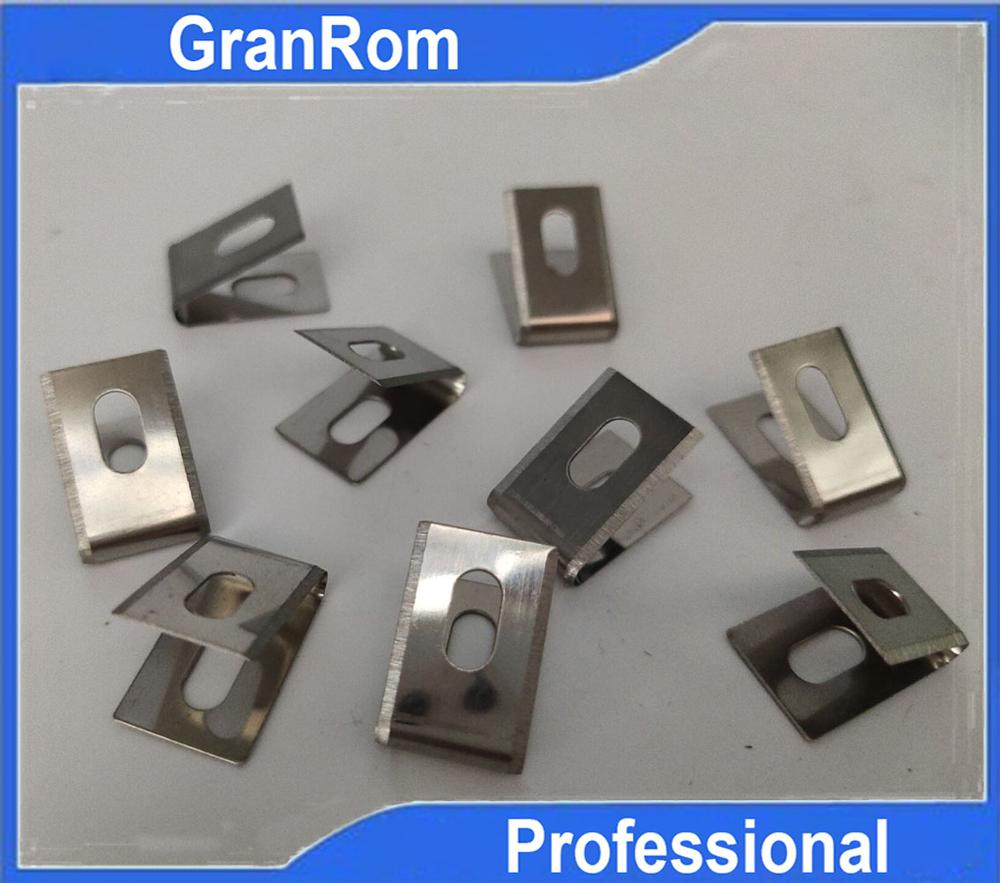 100PCS U Type Blades for Wheeled Groover of Vinyl Floor Welding Tool Spare Parts Power Tool Hand Tool Accessories