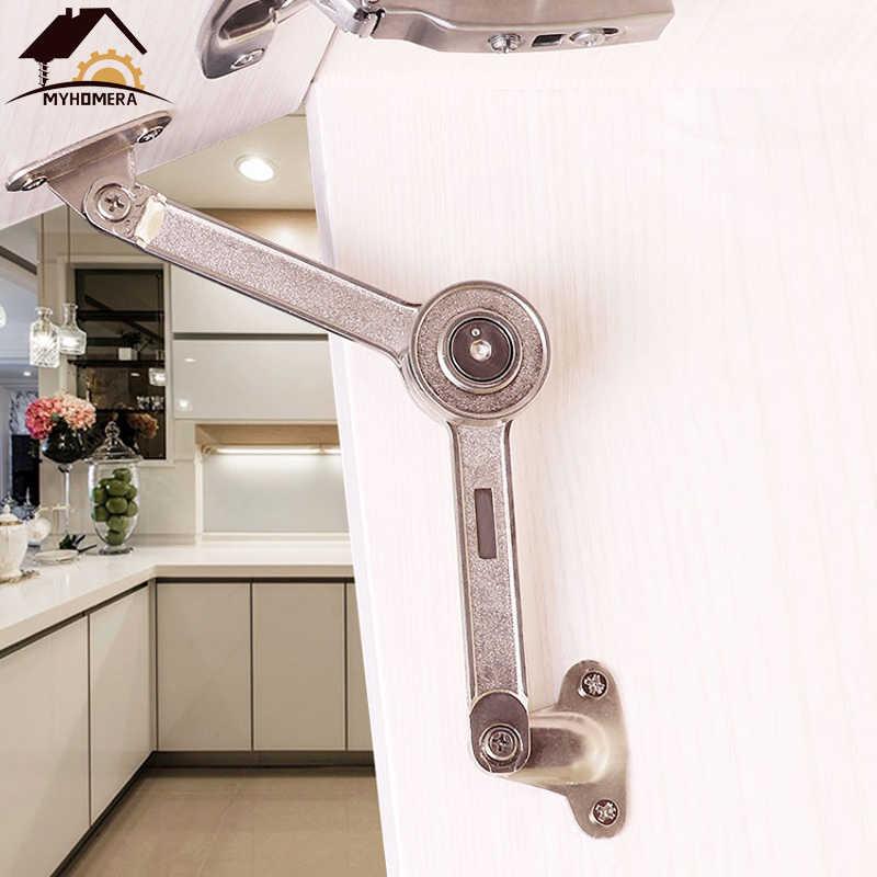 apertura y cierre suaves 2 unidades Amortiguador de gas 60N para puerta de armarios de cocina